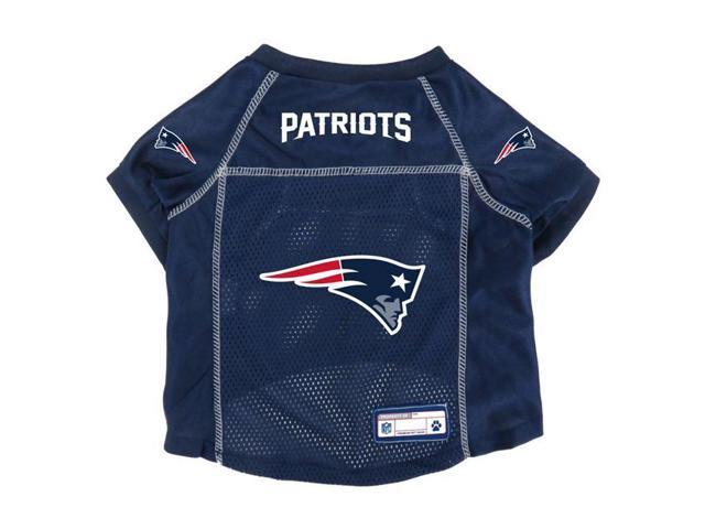 timeless design 3e1a0 a9bc2 New England Patriots Pet Jersey Size L - Newegg.com