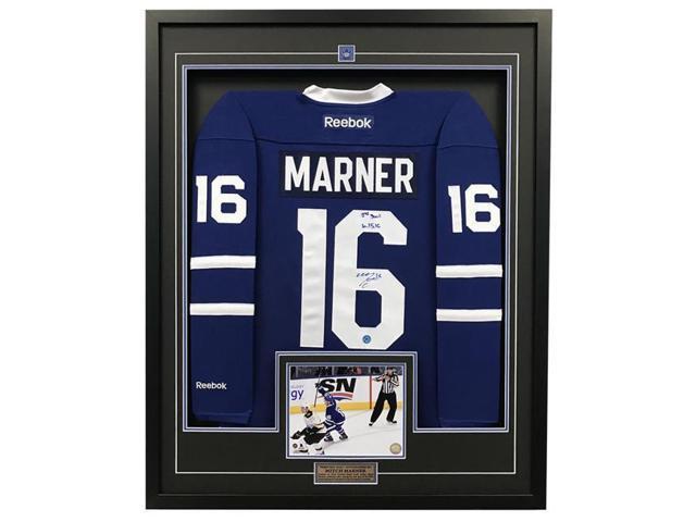 brand new 6e4d3 1df09 AJ Sports World MARM10457A 33 x 40 in. Mitch Marner Toronto ...