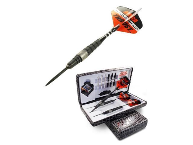 Bottelsen GT Hammer Head 90/% Tungsten Shark Skins 24 Gram Steel Tip Darts 249GTS