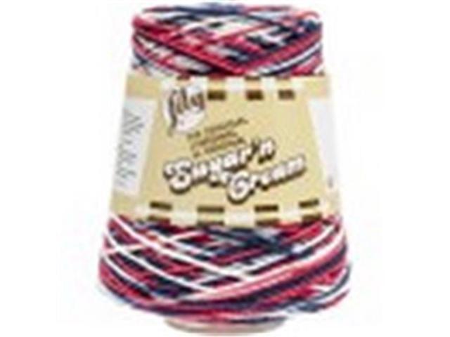 Spinrite 103002-2110 Sugar n Cream Yarn, Nautical - Cones - Newegg ca