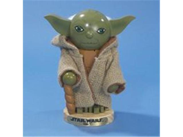 Kurt Adler SW0154 Star Wars Nutcracker 7-1//2-Inch Yoda