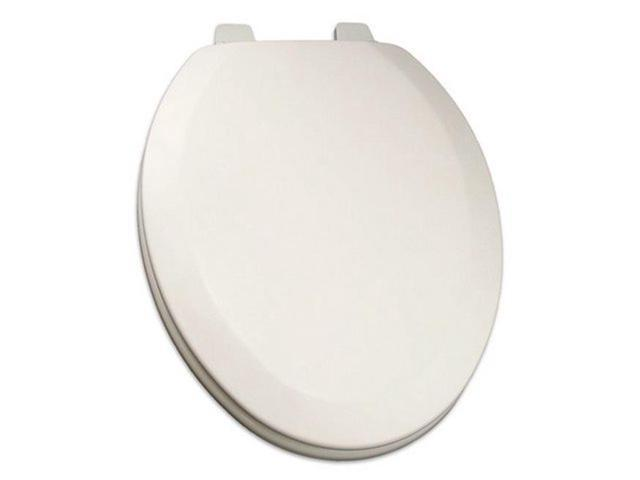 Wondrous Deluxe Molded Wood Elongated Toilet Seat White Newegg Com Pabps2019 Chair Design Images Pabps2019Com