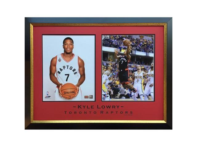 brand new fc51f 64534 Autograph Authentic AACMB31401 Kyle Lowry Limited Edition - 299 Framed  Photos - Toronto Raptors - Newegg.com