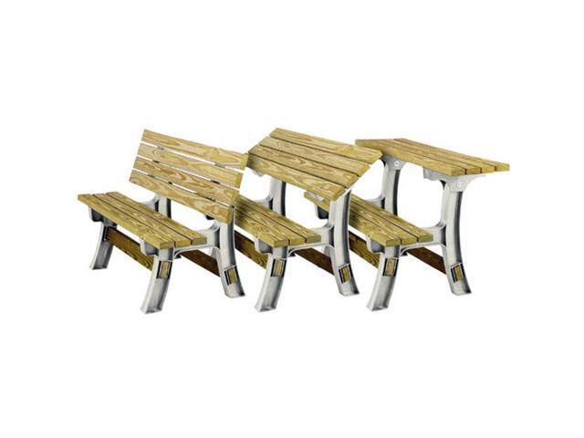 Blitz 90110 2 X 4 Basics Flip Top Bench Tables