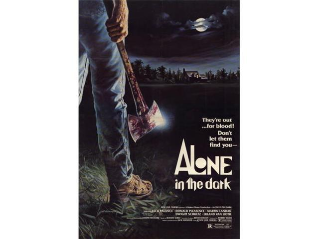 Pop Culture Graphics Movah9608 Alone In The Dark Movie Poster