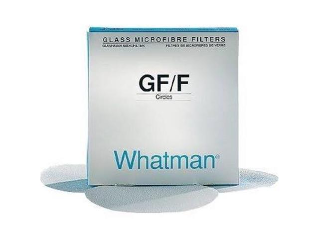 GE Bio-Sciences 1820-090 Glass Microfiber Papers Filter Grade GF//A 90 mm Diameter Pack of 100 Circles Binder Free