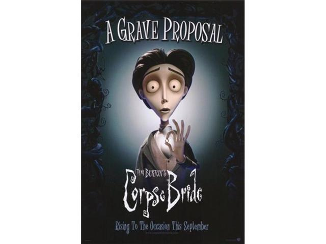 Super Posterazzi Mov295868 Tim Burtons Corpse Bride Movie Poster 11 X 17 In Pdpeps Interior Chair Design Pdpepsorg