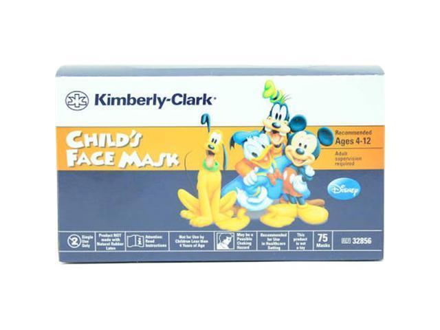 Kim Per Box Health - 75 Halyard Disney Mask Procedure 32856 Child