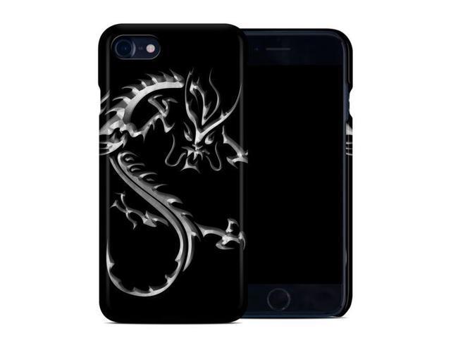 pretty nice 0aca2 66272 DecalGirl Collective AIP7CC-CHROMEDRAGON Apple iPhone 7 Clip Case - Chrome  Dragon - Newegg.com