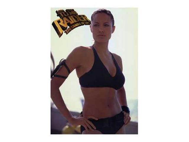 Posterazzi Mov216314 Lara Croft Tomb Raider The Cradle Of Life