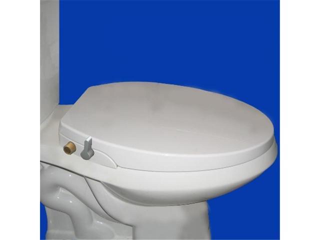 Amazing Blue Bidet Bb 6000 Toilet Seat Bidet Elongated White Newegg Com Pabps2019 Chair Design Images Pabps2019Com
