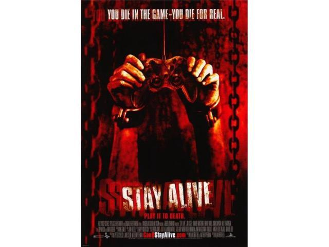 Posterazzi Movih2184 Stay Alive Movie Poster 27 X 40 In Newegg Com
