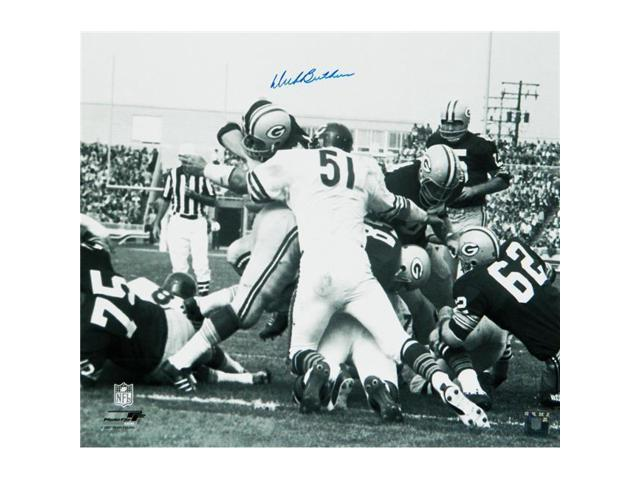 huge discount 13f03 ad031 Schwartz Sports Memorabilia BUT16P305 16 x 20 in. Dick Butkus Signed  Chicago Bears Packers Pile Action Black & White Photo - Newegg.com