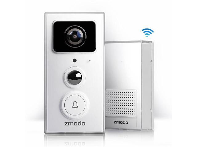 Zmodo SD-H2101 Greet Universal Smart 1080p Video Doorbell with Indoor Chime  - Newegg ca