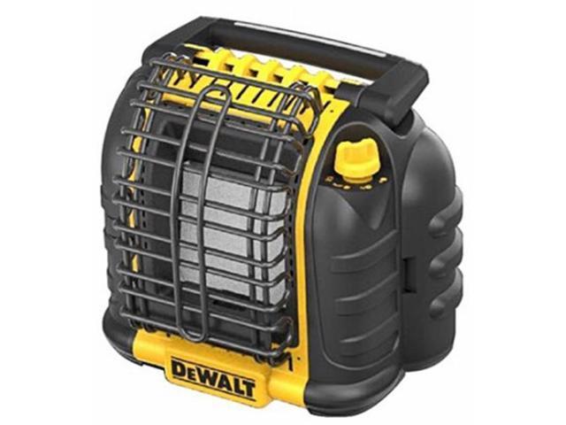 Propane Radiant Heater >> Mr Heater 237694 12000 Btu Dewalt Cordless Portable Propane Radiant Heater