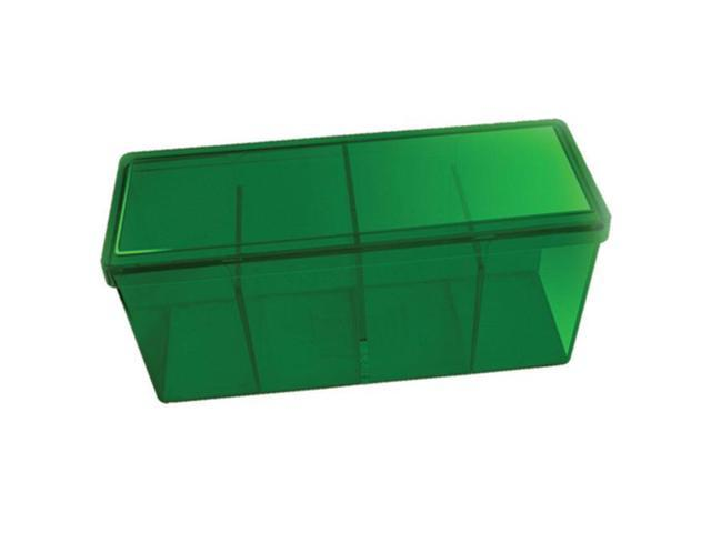 Dragon Shield ATM20304 Arcane Tinmen Storage Box 4 Compartments Green
