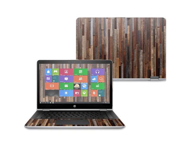 MightySkins HPPX360143-Woody Skin Decal Wrap for 14 in  HP Pavilion x360  2017 Sticker - Woody - Newegg com