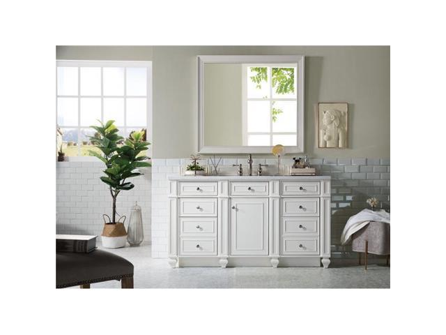James Martin Furniture 157 V60s Cwh Bristol 60 In Single Vanity