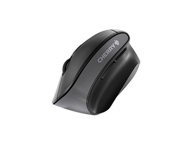 d677109b0cdc Cherry JW-4500 USB Optical Ambidextrous Adjustable DPI Mouse, Black & Grey  - Newegg.com