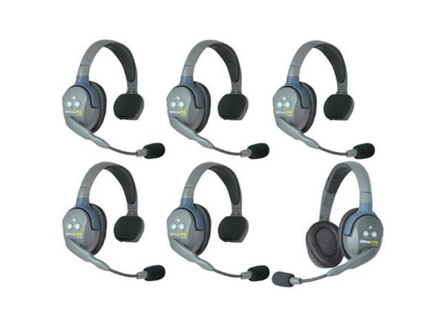 Eartec Ear Hub651 Ultra Lite Amp Hub 6 Person Intercom
