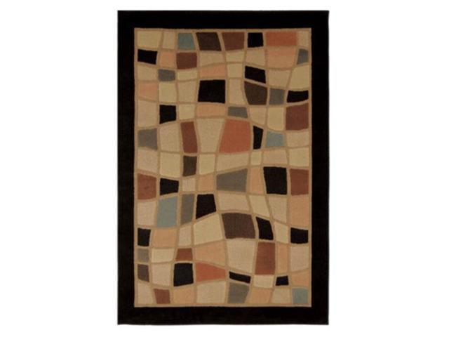 Home Dynamix 769924119709 7 ft  10 in  x 10 ft  2 in  Catalina Hillsby Area  Geometric Rug - Black - Newegg com