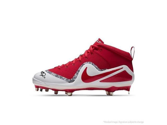 304c9408303cb Steiner Sports TROUCLS000000 Mike Trout Signed Nike Force Zoom Trout 4  Metal Cleats - MLB & SSM Auth, Size 11.5 - Newegg.com