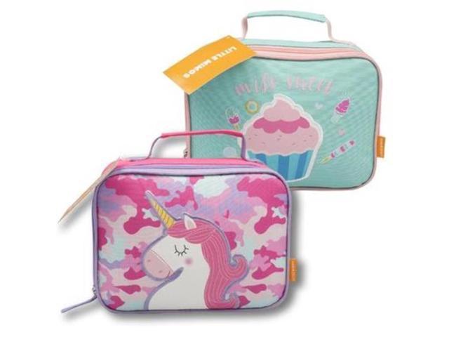 DDI 2323497 Luxury Girls Lunch Bag, 2 Assorted - 48 Per Pack - Case of 48 -  Newegg com