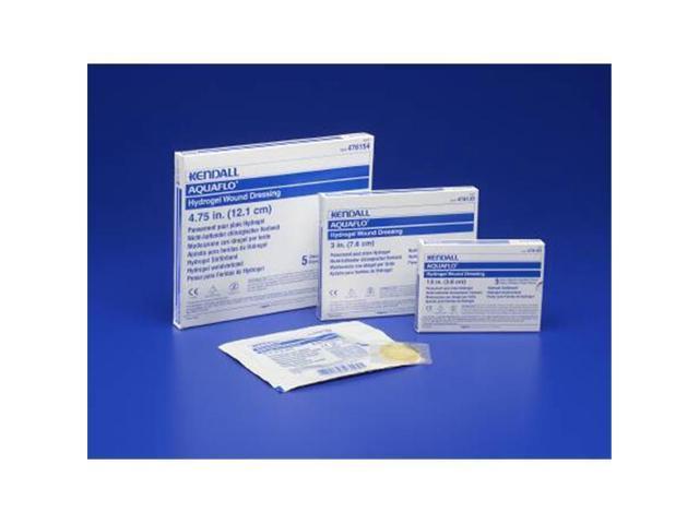 Covidien KEN 8884476139 3 in  Hydrogel Wound Dressing, Box of 5 - 10 Box  per Case - Newegg com
