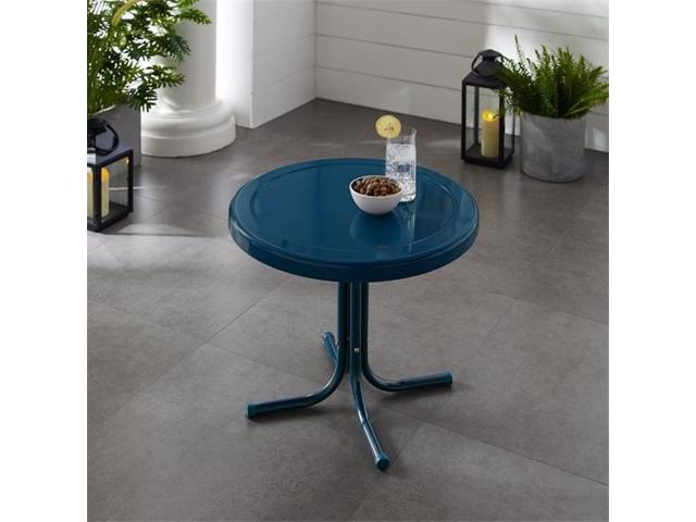 Co1011a Nv Retro Metal Side Table