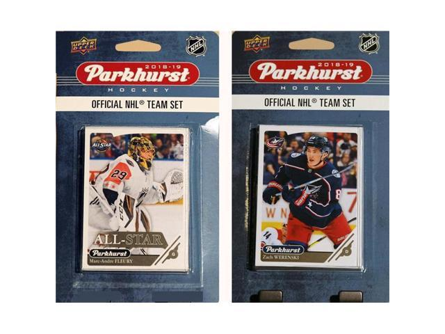 new style 9085a 7f291 C&I Collectables 18AVALANCHETS NHL Colorado Avalanche 2018-19 Parkhurst  Team Set & an All-star set - Newegg.com