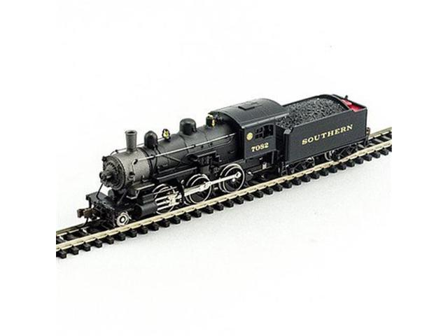 Model Power MDP876101 N Scale Southern 2-6-0 Mogul Model Train Steam  Locomotive with Standard DCC & Sound - Newegg com