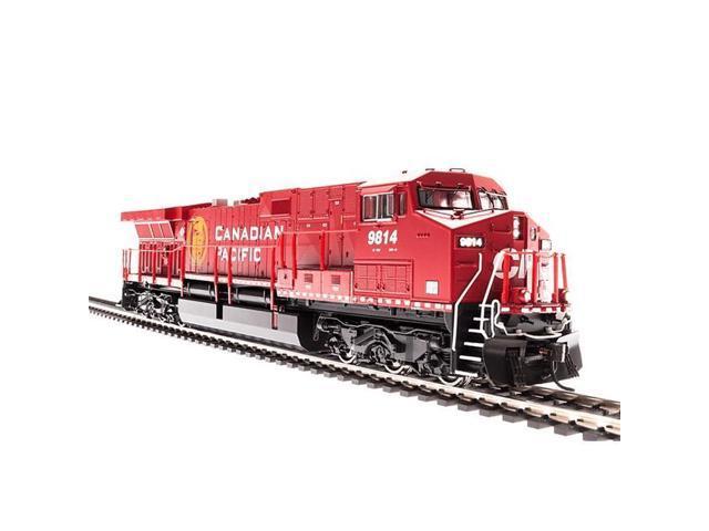 Broadway Limited BLI5683 HO Scale Canadian Pacific GE AC6000CW Box Car with  Paragon3 Sound, DC, DCC & Smoke - No 9821 - Newegg com