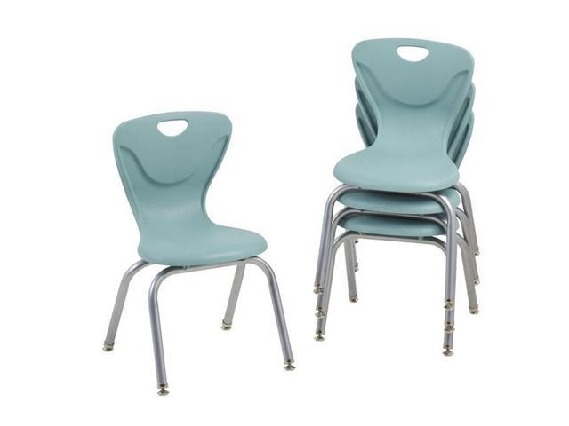 Cool Classroom Daycare Kids 14 Contour Chair With Swivel Glide 4 Pack Seafoam Unemploymentrelief Wooden Chair Designs For Living Room Unemploymentrelieforg