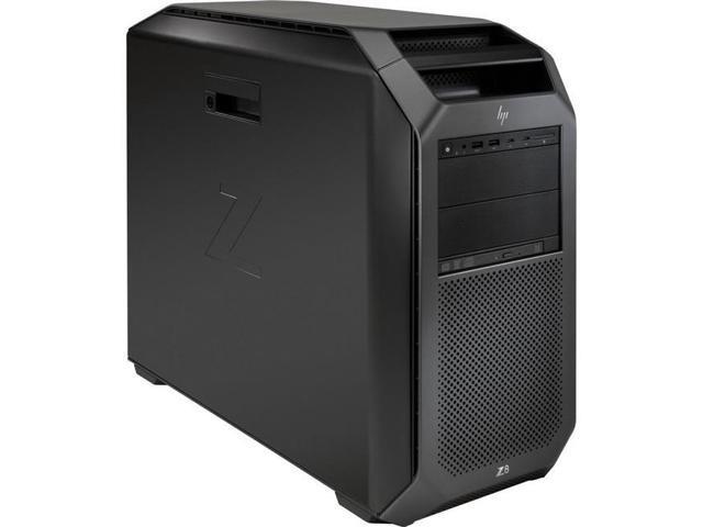 HP Z8 G4 Workstation - Xeon Silver 4214 - 16 GB RAM - 1 TB HDD - Tower - Black