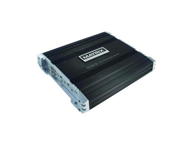 Matrix DX1000 2 1000 Watt 2-Channel Amp MOSFET Car Stereo Amplifier +Remote  Bass - Newegg com