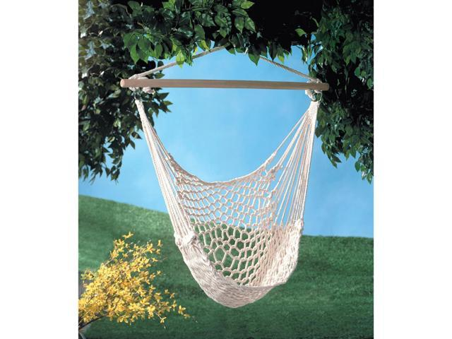 Koehler Home Decor Outdoor Garden Hanging Rope Swing