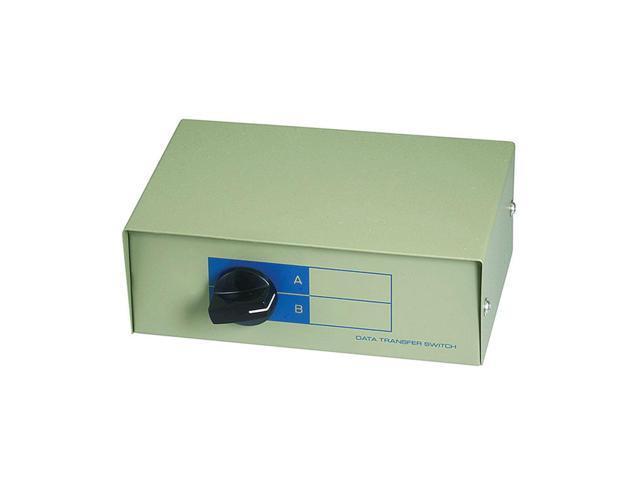 Monoprice RJ11 / RJ12 AB 6P6C 2Way, Switch Box - Newegg.com