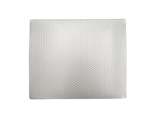 Range Kleen Kitchen Tabletop Counter Mat Silverwave 14x17 With Rubber Backing