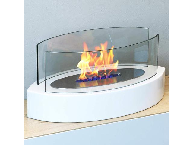 Regal Flame Veranda Ventless Indoor Outdoor Fire Pit Tabletop