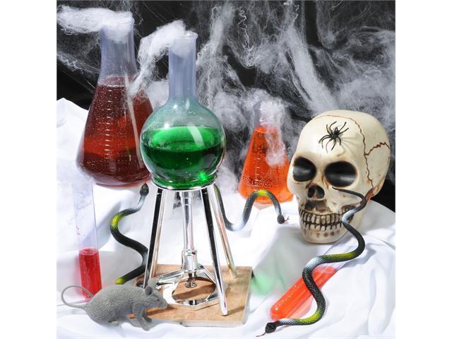 Halloween Mad Scientist Lab Decorations  from c1.neweggimages.com