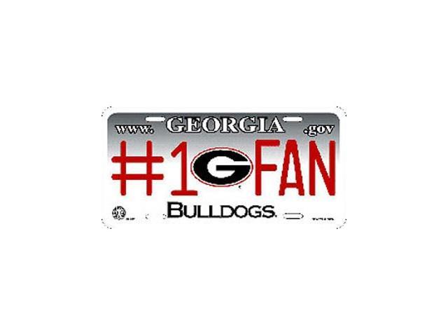 Baylor Bears Metal License Plate Frame EZ View Design All Over Style Heavy Gauge Chrome Tag Cover University of Rico Industries Inc