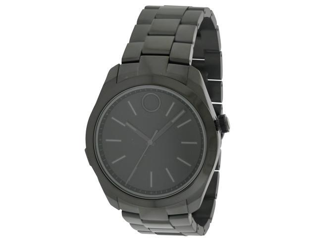 Movado 3660004 Bold Motion Black Stainless Steel Mens Watch Newegg Com