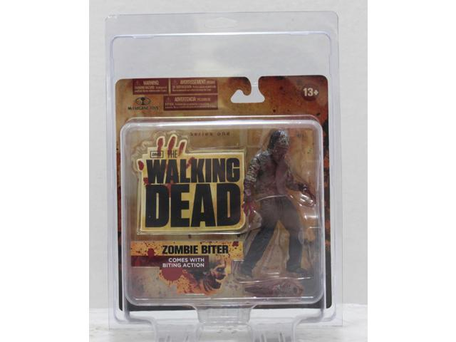 WALKING DEAD SERIES 1/&2 WIDE ~$3 each ! NEW PROTECTIVE CLAMSHELL CASES WWE !