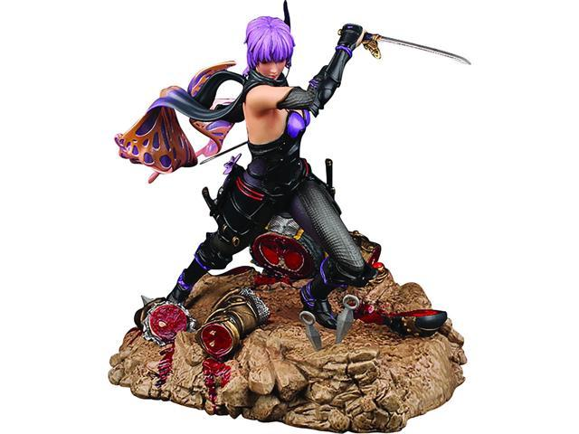 Ninja Gaiden 3 13 1 6 Scale Ayane Resin Statue With Led Lighting Newegg Com