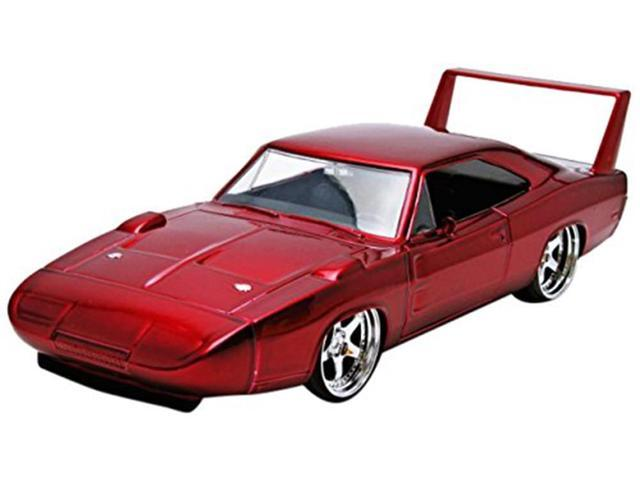 Fast & Furious 1:24 Die-Cast Vehicle: '69 Dodge Charger Daytona - Newegg com