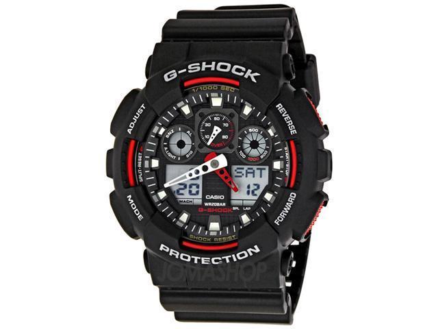 Casio Ga100 1a4 Men S G Shock Anti Magnetic X Large G Watch Newegg Com
