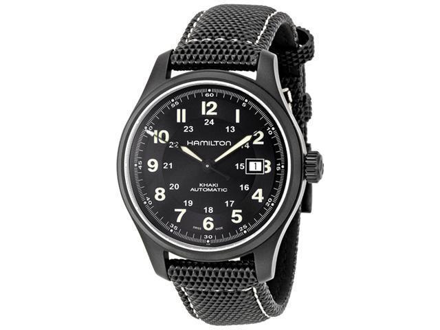7757d5c1bf3 Hamilton Khaki Field Titanium Mens Watch H70575733 - Newegg.com