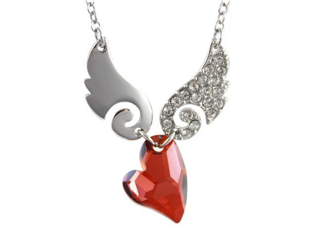 Necklace 16 Inch Sterling Silver Rhodium-plated and Gold-Flashed 7-star With 1.5inch Ext