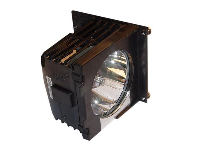 AuraBeam Professional Mitsubishi 915P026010 Television Replacement Lamp with Housing Powered by Philips