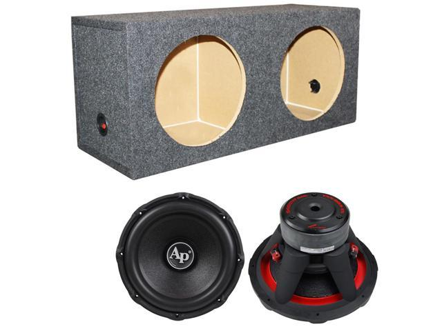 2) Audiopipe TXX-BD3-15 15